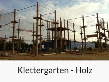 klettergarten-holz - Masten